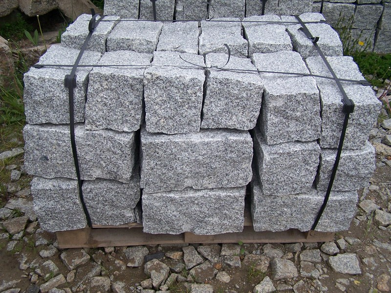 granit mauersteine grau 20 20 40cm interbruk s c. Black Bedroom Furniture Sets. Home Design Ideas